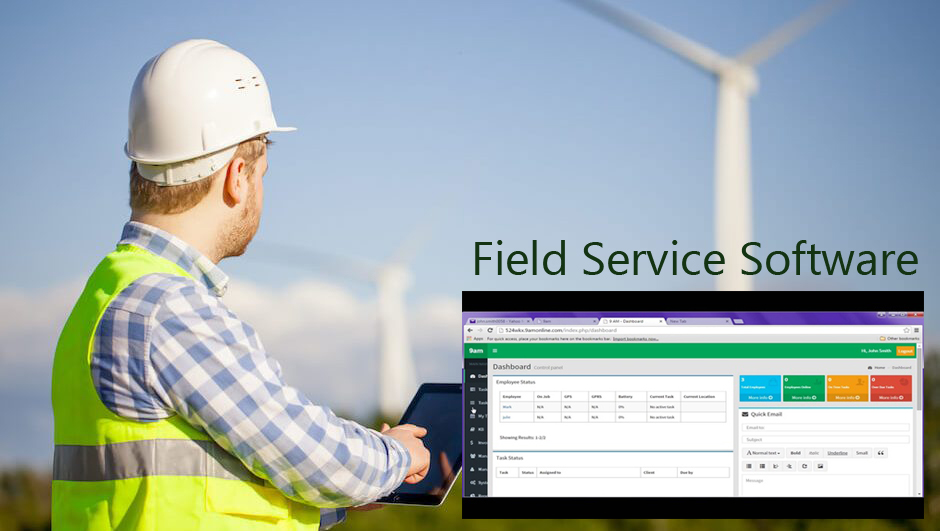 Important Features of Field Service Software