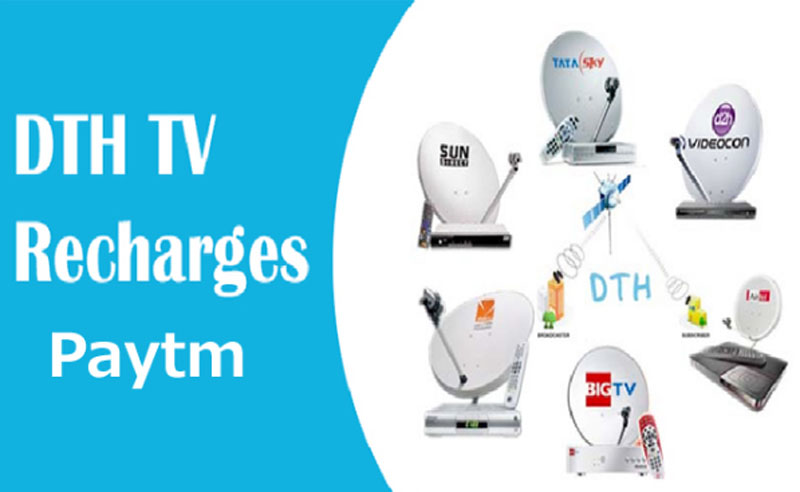 Do Your DTH TV Recharge On Your Own Easily
