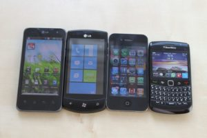 Information On Mobile Applications Like Blackberry
